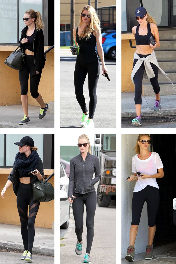 We Spy Michi Leggings on Rosie! #copeactive #dareyouractivewear #michi