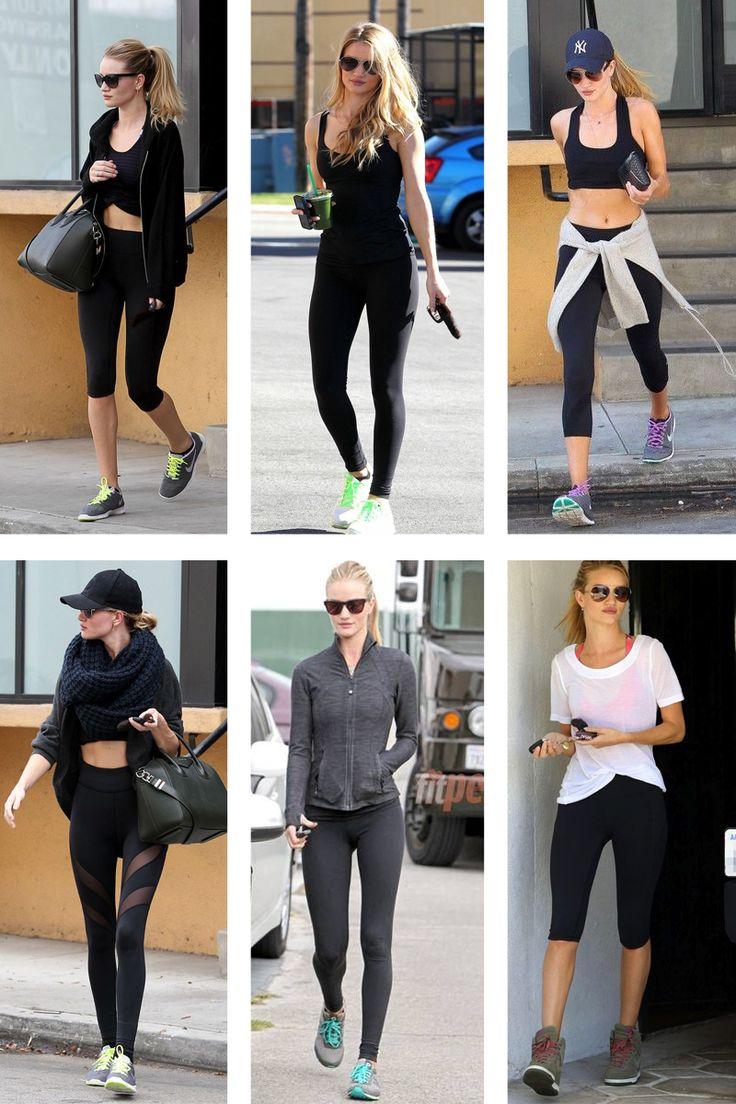 We Spy Michi Leggings on Rosie! #copeactive #dareyouractivewear #michi