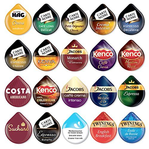 20 Tassimo T Discs Pods Variety Pack Tassimo http://www.amazon.co.uk/dp/B00LRXA67Q/ref=cm_sw_r_pi_dp_7kLVub0SZ939A