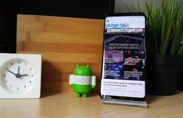 Samsung anunta disponibilitatea telefoanelor Galaxy S8 in magazinele din Romania