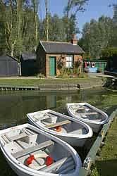 Paper Mill Lock, Chelmsford