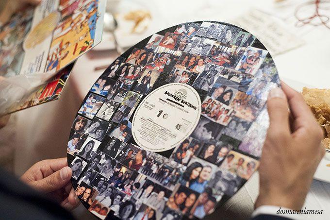 Vinilo, Vinyl, Regalos Originales, DIY, Fotografía de Bodas San Sebastian