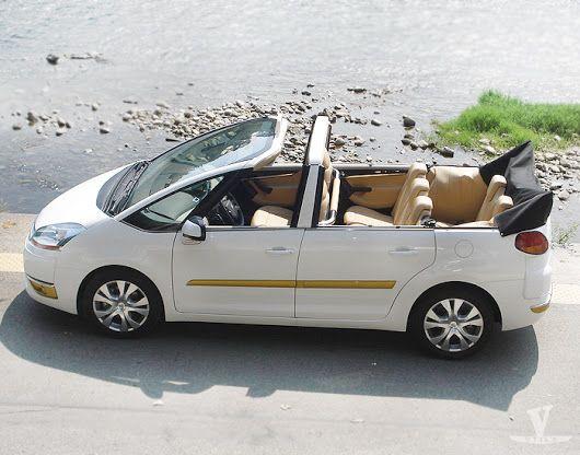 #Citroën C4 Grand Picasso Cabriolet