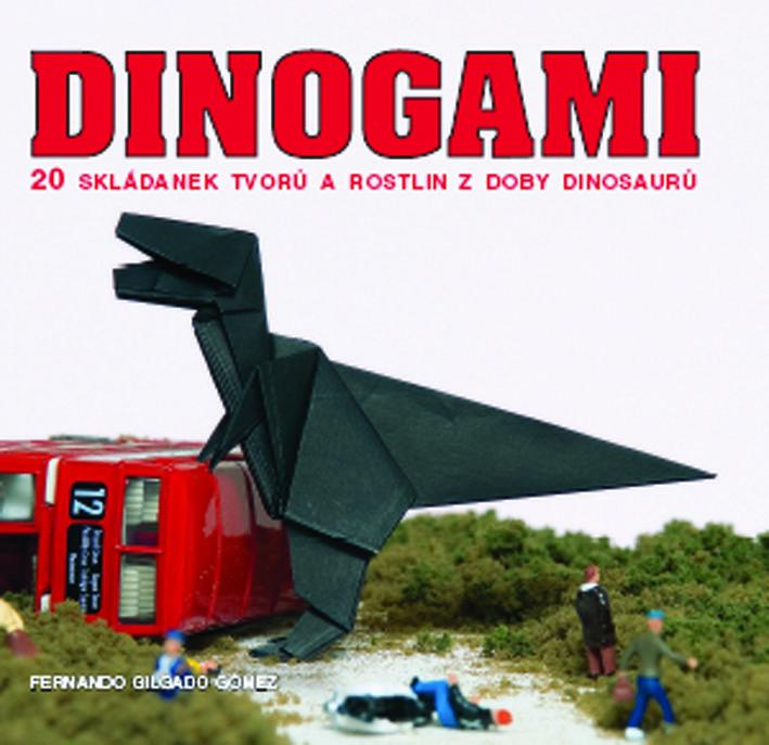 Papírové origami skládanky z dob dinosaurů... 20 skládanek, podrobné a srozumitelně popsané kroky. Obrázky a nákresy pomohou pochopit postup a naznačí, jak má hotový přírůstek do vaší pravěké ZOO vypadat.