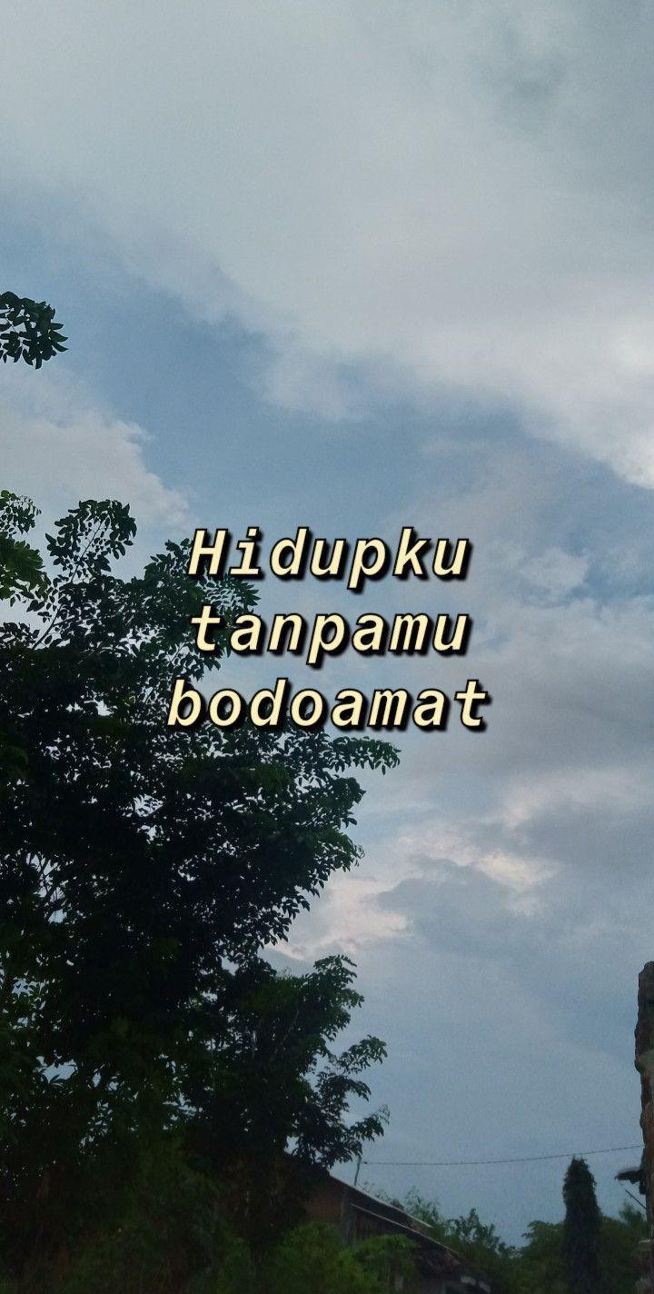 quotes #katakata di 5  Kata-kata indah, Teks romantis, Kata