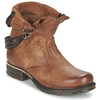 Bottines / Boots Airstep / A.S.98 SAINT PE Marron 350x350