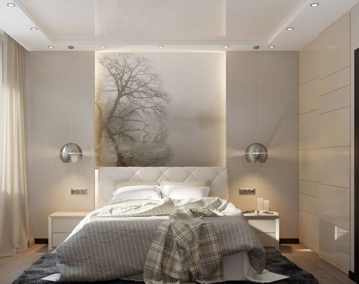 14 best Bett images on Pinterest Bedrooms, Bedroom and Bedroom ideas - einrichten naturtonen beispiele modern