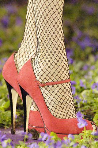 scarpe con tacco altissimo