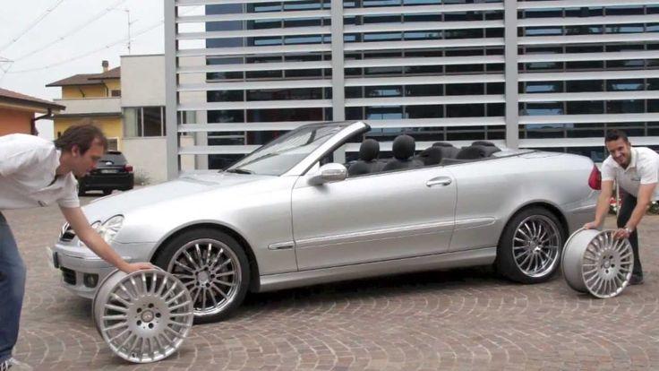 Mercedes CLK 320 cdi Cabriolet - Autobaselli.it