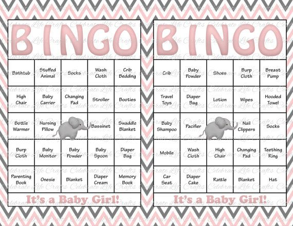 221 best baby shower ideas images on pinterest baby shower gifts 30 baby shower bingo cards printable party by celebratelifecrafts solutioingenieria Choice Image