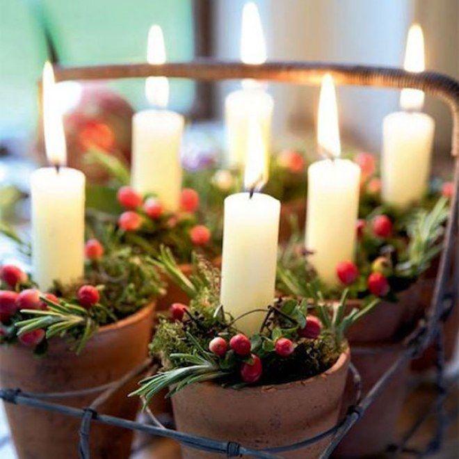 Ho Ho Ho! Weihnachten kann kommen! Tolle Ideen für festliche Tischdekorationen