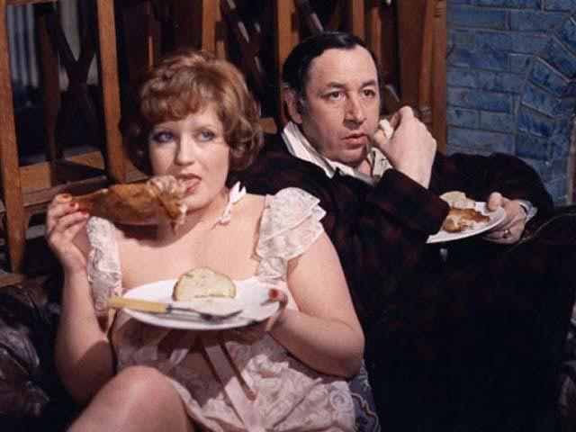 1973_La grande abbuffata | Celebrities & food