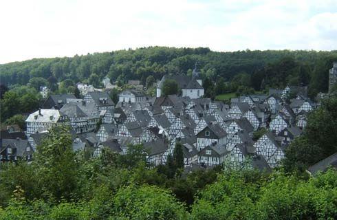 Freudenberg, Germania