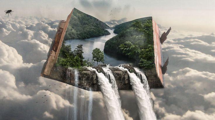 Free stock fotót Adobe Photoshop, FA, fantázia