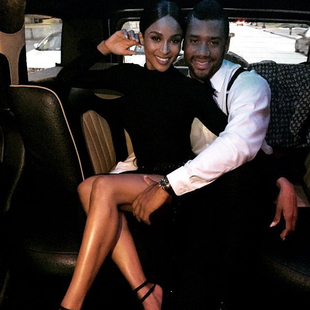 Russell Wilson and Ciara have date night at White House #GoHawks #SeahawksSB50
