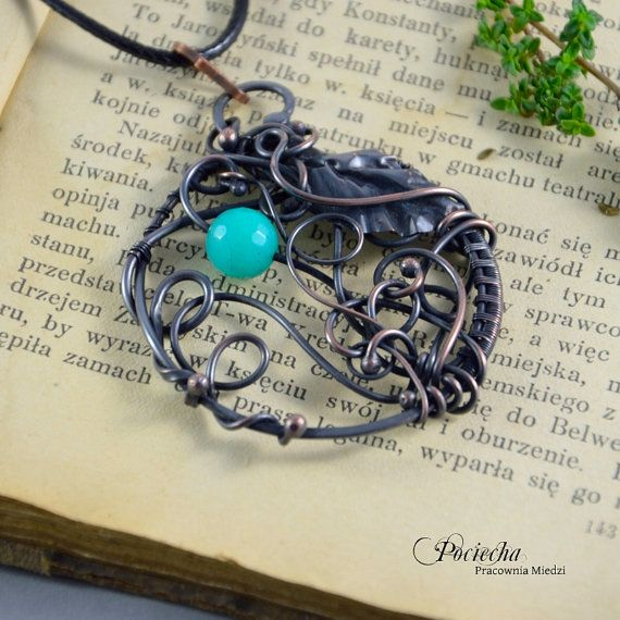 Hey, I found this really awesome Etsy listing at https://www.etsy.com/listing/246951545/aedillan-necklace-with-jade-bohemian