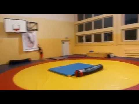 Taekwondo Freestyle trening