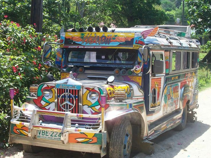 Philippine transportation the Jeepney