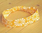 Girl's Organic Headband, 4 - 6 years.