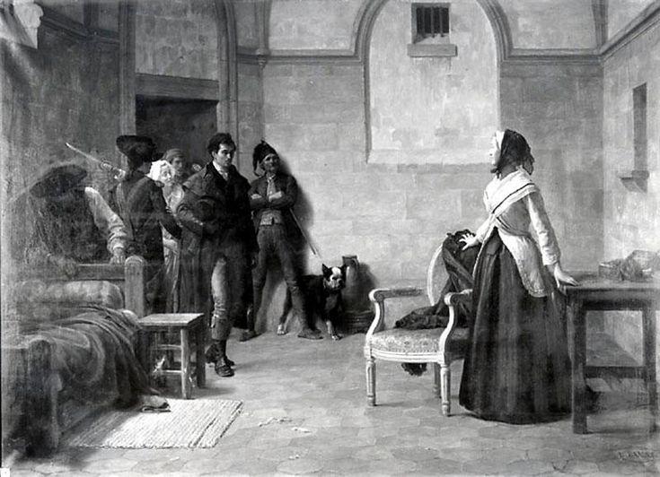 Französische Mädchengalerien