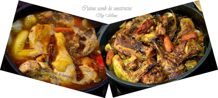 Blog de recetas tradicionales, caseras y actuales, del día a día y festivas