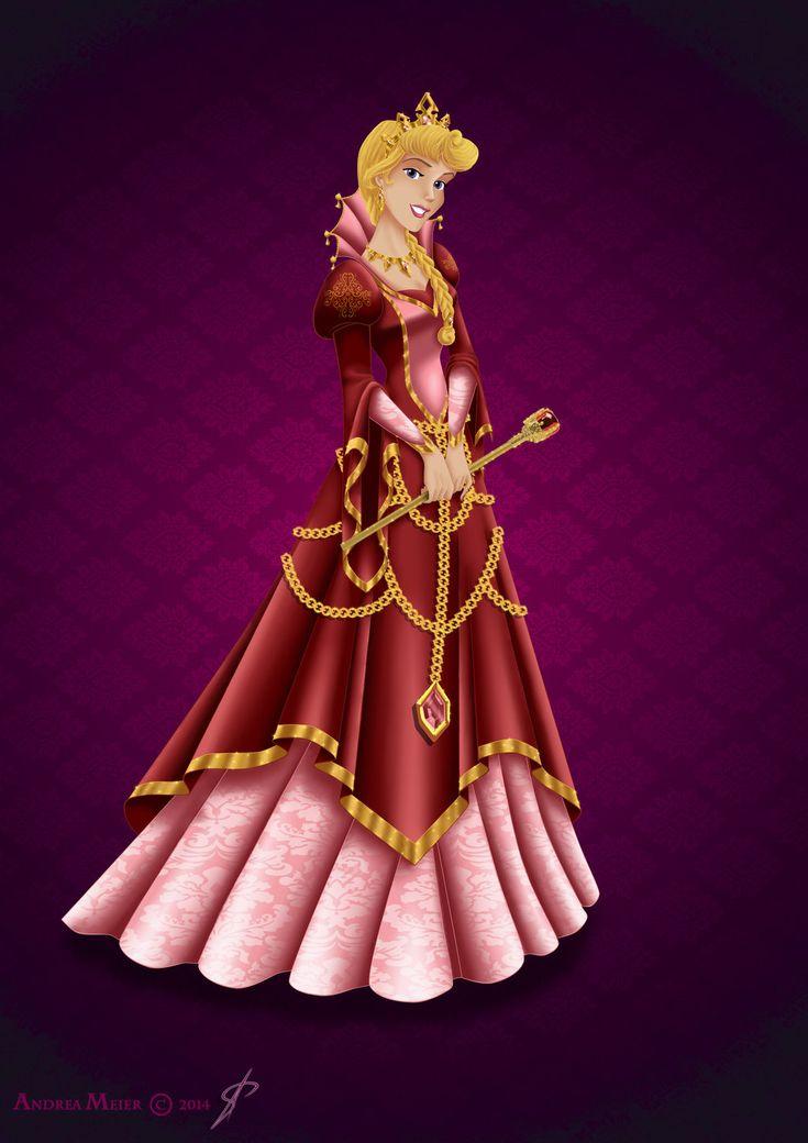 Royal Jewels Dress Edition: AURORA by MissMikopete.deviantart.com on @deviantART