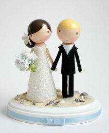 Cake Toppers in Decor - Etsy Weddings - Page 5
