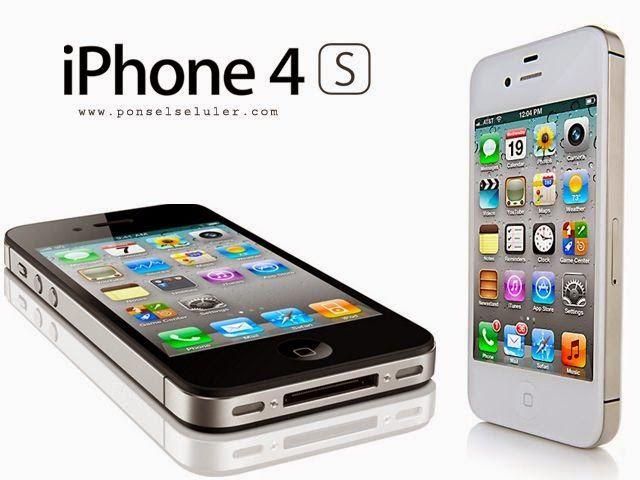 Harga Iphone 4s Second