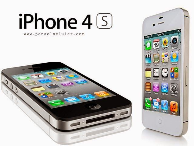 Harga Iphone 4s Second