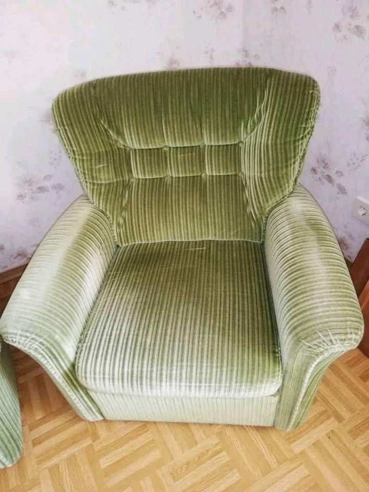 3 Sitzer Couch Mit 2 Sesseln 80 Er Jahre In Rheinland Pfalz Horhausen Nassau Sessel Couch Nassau