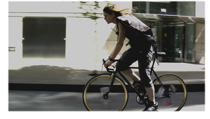 Feature Film about a female bike messenger