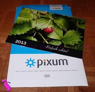 Showroom by Creative-Pink: Fotokalender ganz einfach selbst gestalten mit Pixum