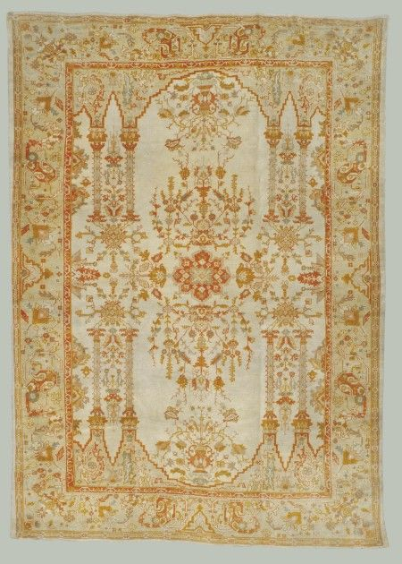 Oushak Rug Online Antique Rugs Firstrugs Best Quality Huge Collection Of
