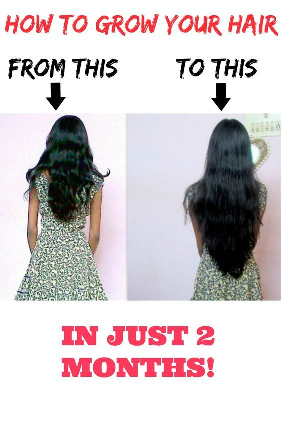10 Secrets That All Girls With Long Hair Abide By  Follow These 10 Rules And Grow Your Hair In