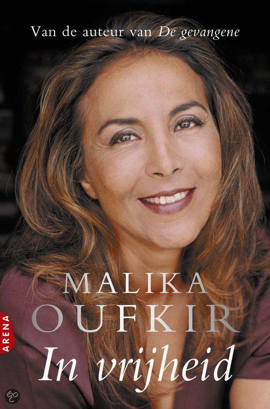 Malika Oufkir, In vrijheid