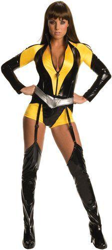 Watchmen Silk Spectre Adult Costume