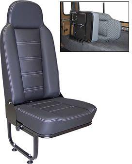 Forward Facing Folding Seats Defender 90 Toyota