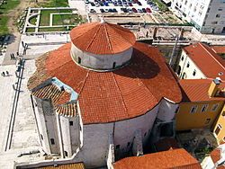Croatian pre-Romanesque art and architecture - Wikipedia
