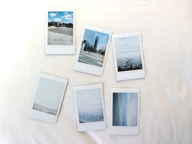 the instax SHARE or the instax mini
