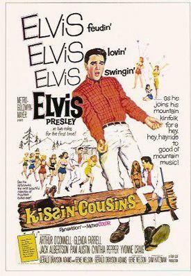 Kissin' Cousins    Elvis Movie #14  Metro-Goldwyn-Mayer | 1963