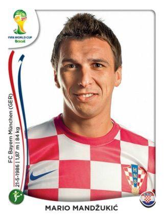 Croacia - Mario Mandzukić