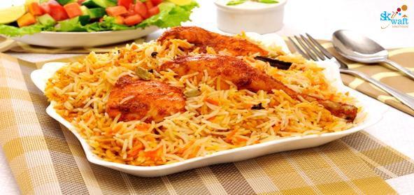 Find out the best Hyderabadi Biryani In Bannerghatta Road