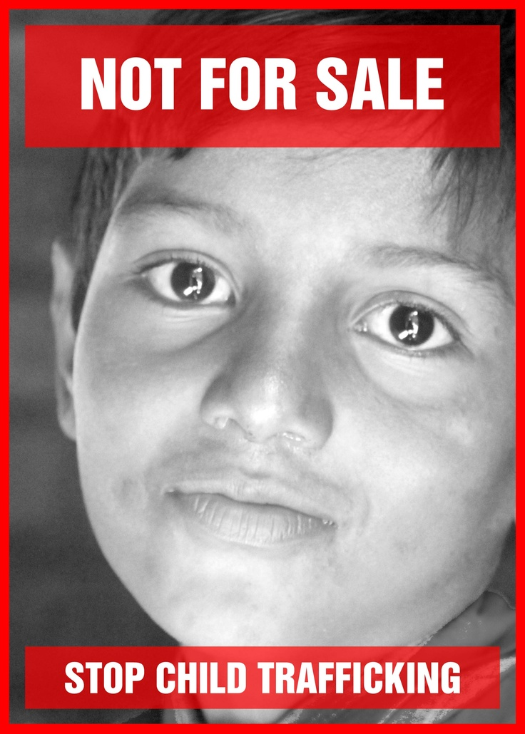 #Stop Child Trafficking Now !