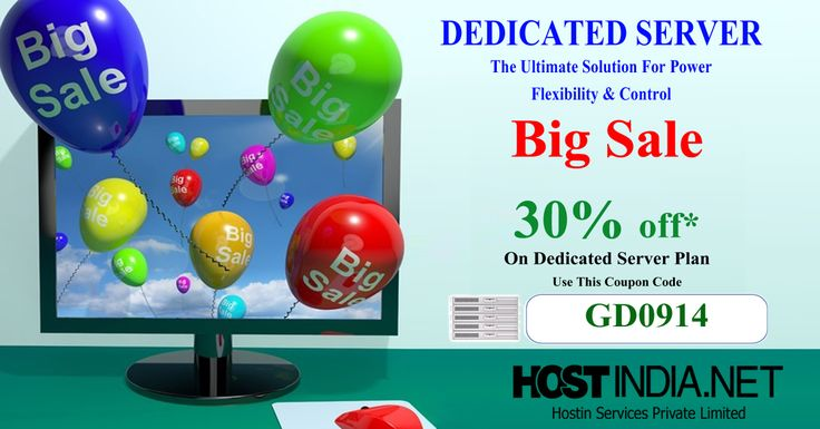 #Christmas is getting close but there's still time to get #Moneysaving before Santa's sleigh lands. Save 30% on #Dedicatedserver plan. To get the offer visit- https://www.hostindia.net/dedicated.php