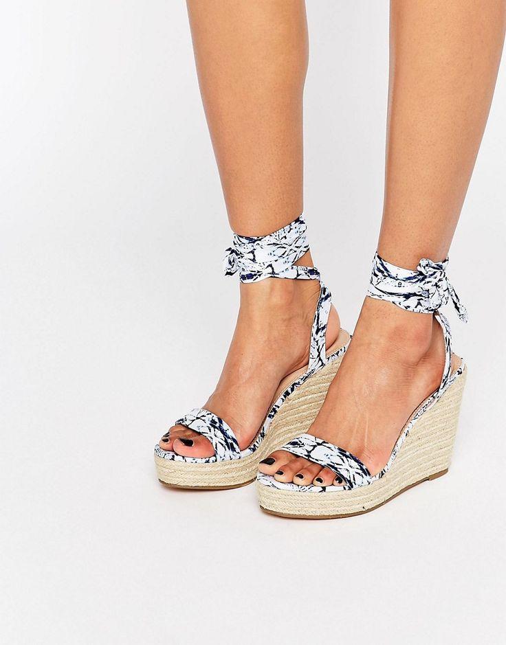 ASOS+TALENT+Tie+Leg+Wedge+Sandals