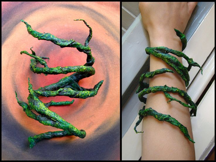 Tree Branch bracelet by *morgenland on deviantART