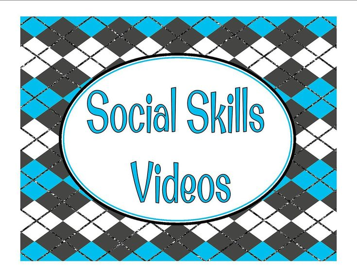Great collection of social skills videos compiled by Julie C. on Pinterest. Great for classroom/home use. You may also like Willy Wonka Printables Behavior Bingo Short Moral Stories for Kids Character Counts LiveBinder 100+ resources