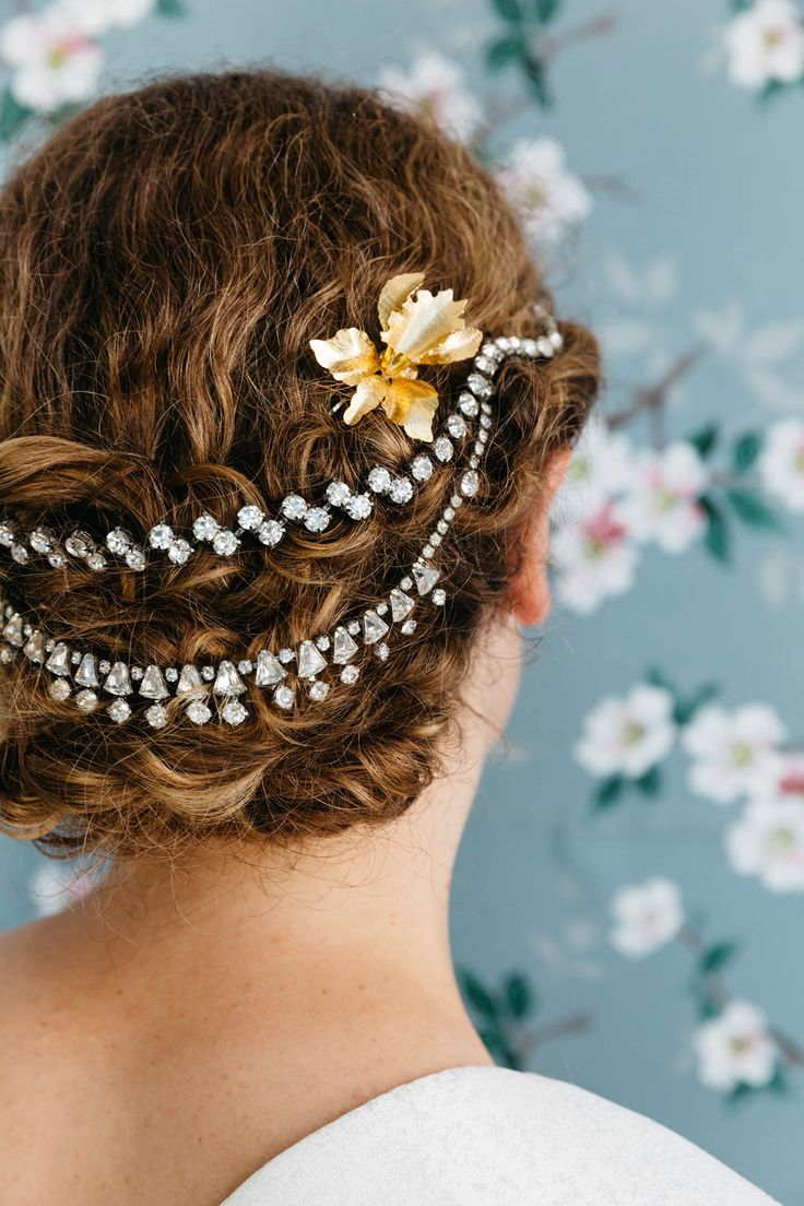 Jewelry into hair accessories DIY- Honestly WTF