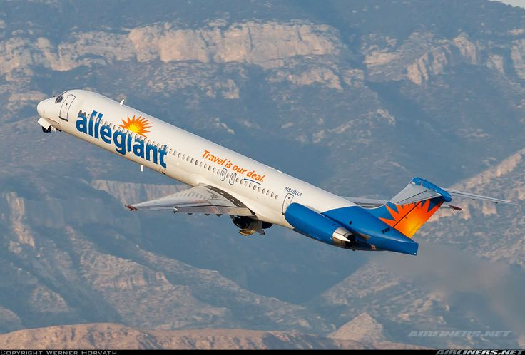 McDonnell Douglas MD-83 (DC-9-83) - Allegiant Air | Aviation Photo #4210671 | Airliners.net