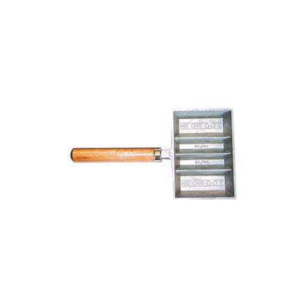 Ingot Mould W Wood Handle Midsouthshooterssupply Com